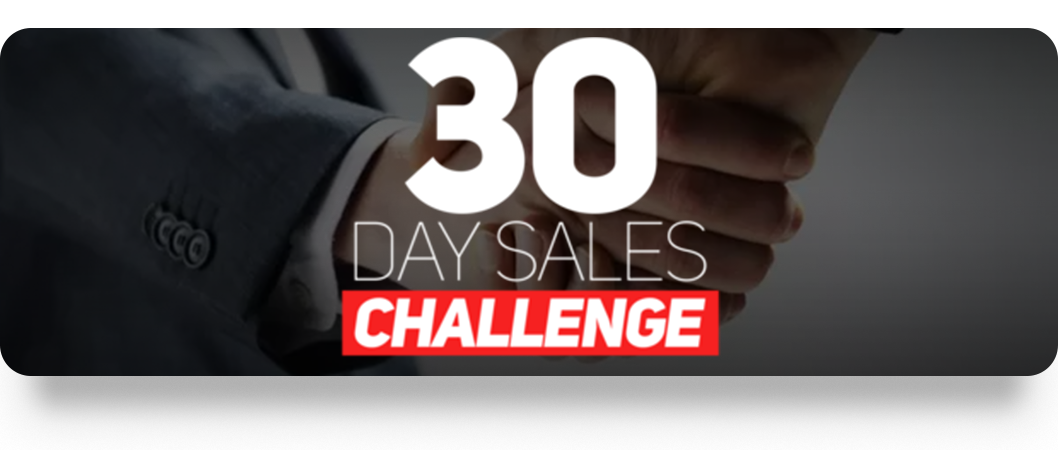 30 Day Sales Challenge - Jeremy Haynes - DMM Digital Marketing Manuscript